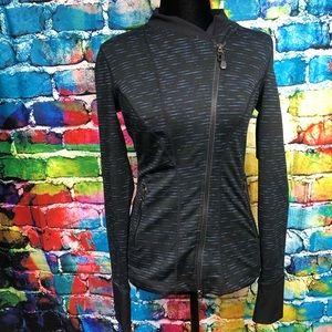 Zella black jacket size Small